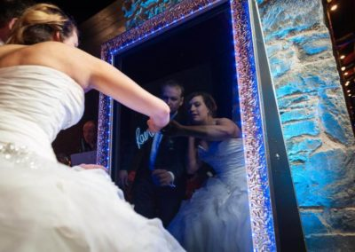 Mirror Photo Booth | Wedding