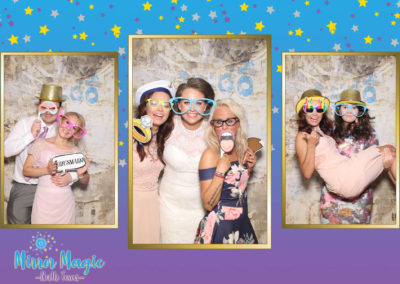 Mirror Magic Photo Booth Overlay