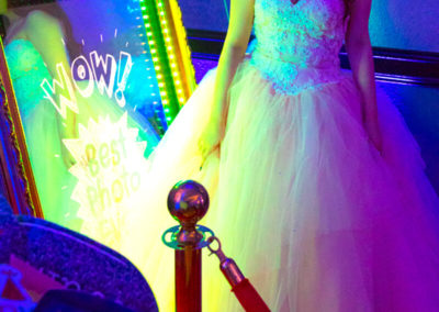 Mirror Photo Booth | Quinceañera