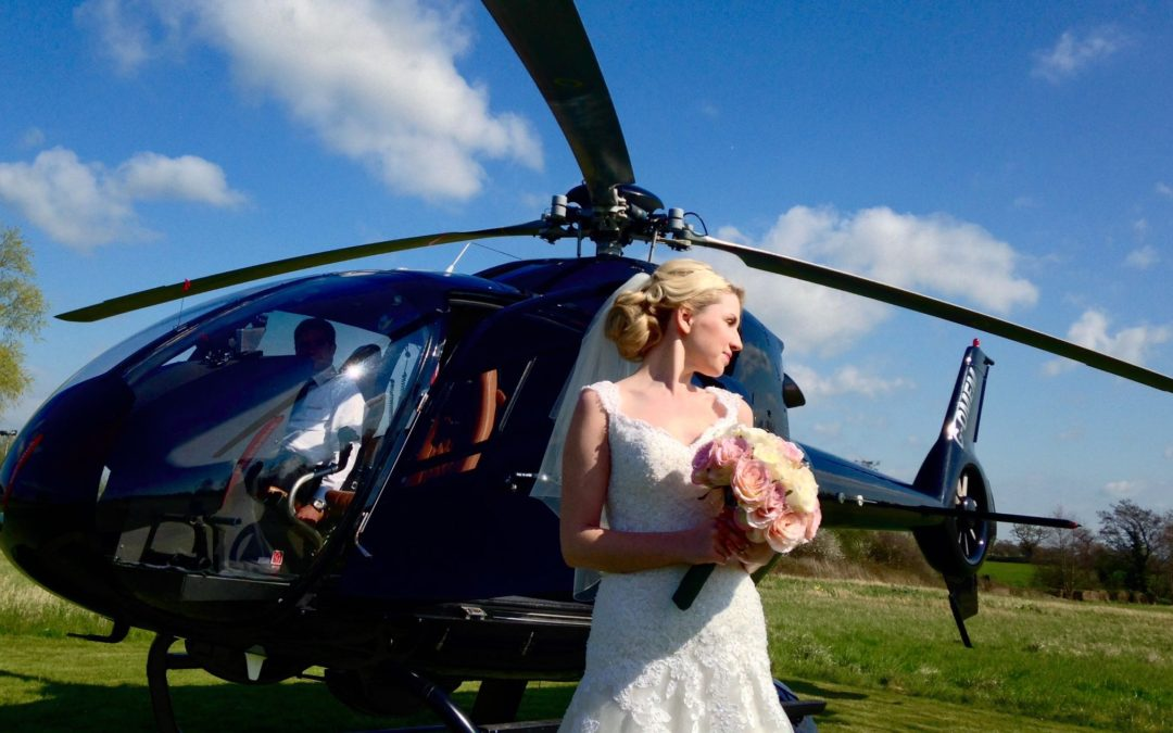 Make more than an entrance at your wedding